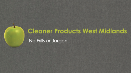 Cleaner Products West Midlands